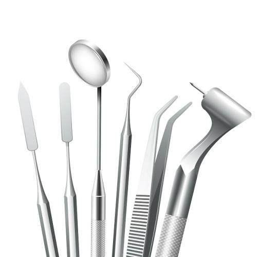 Instrumentos dentales: tallador de cera